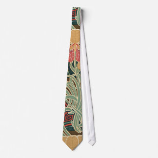 Kunst Nouveau Muster #4 bei Emporio Moffa Krawatten