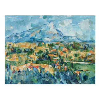 Kunst Pauls Cezanne Postkarte