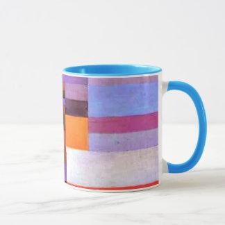 Kunst Pauls Klee - Feuer-Abend Tasse