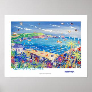 Kunst-Plakat: Familien-Spaß, Mutter Iveys Bucht Poster