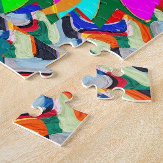 Kunst SONNE Planeten-CHAKRA:  Quelle des Lebens Puzzle