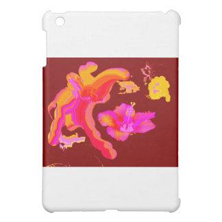 Kunst-Spiel Hybiscus 1 die MUSEUM Zazzle Geschenke iPad Mini Schale