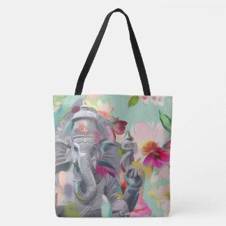 Kunst-Taschen-Tasche Buddhas Ganesha Tasche