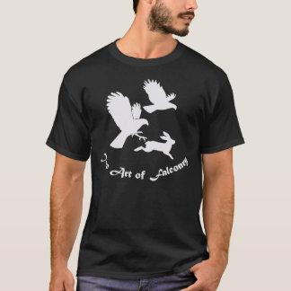 Kunst von Falknerei - Harris-Falken T-Shirt