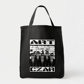 Kunst-Zar - gasen Sie Gangsta #1 - Taschen-Tasche