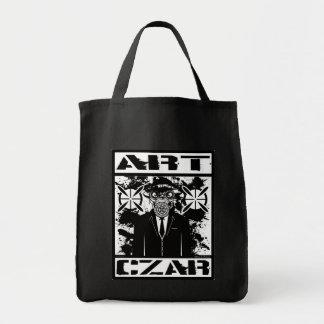Kunst-Zar - gasen Sie Mann #1 - Taschen-Tasche