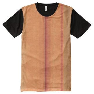 Künste-Grafik-Kunst masert n-Muster durch Navin T-Shirt Mit Komplett Bedruckbarer Vorderseite