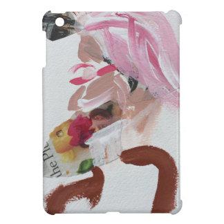 Kunstkopfentwurf iPad Mini Hülle