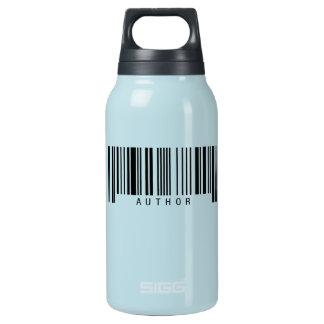 Kunstlehrer-Barcode Isolierte Flasche