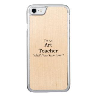 Kunstlehrer Carved iPhone 8/7 Hülle