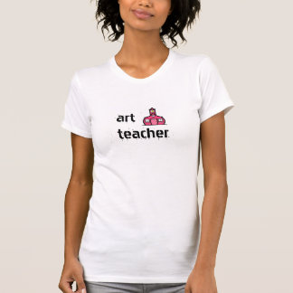 Kunstlehrer-Shirt T-Shirt