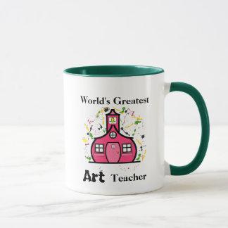 Kunstlehrer-Tasse Tasse