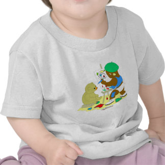 Künstler-Baby Shirt