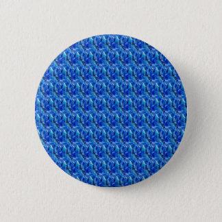 Künstler hergestellte Beschaffenheits-Schatten DIY Runder Button 5,1 Cm