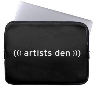 Künstler-Höhlen-Laptop-Hülse (13 Zoll) Laptopschutzhülle