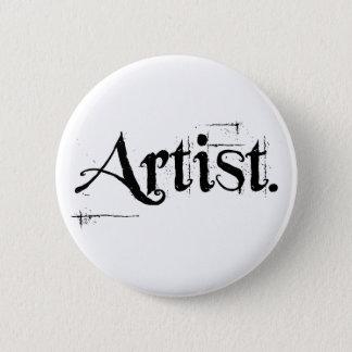 Künstler-Knopf Runder Button 5,1 Cm