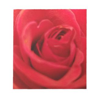 Künstler-Rose 20171213_161050 Notizblock