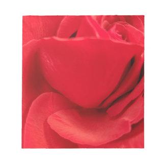 Künstler-Rose 20171215_105117 Notizblock