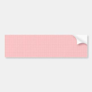 Künstler schuf rosa Rose SCHABLONE freier Raum Autoaufkleber