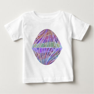Künstler stellte GROSSARTIGEN Kristalledelstein Baby T-shirt