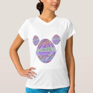 Künstler stellte GROSSARTIGEN Kristalledelstein T-Shirt