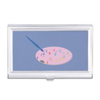 Künstler-Visitenkarte-Kasten Visitenkarten Etui