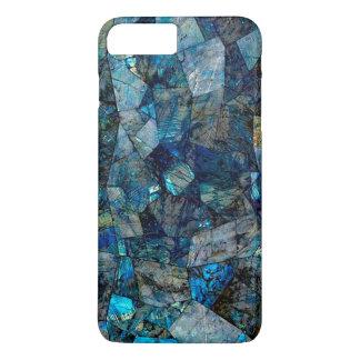 Künstlerische abstrakte Labradorit iPhone 7 iPhone 8 Plus/7 Plus Hülle