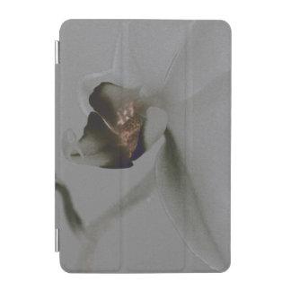 Künstlerische Blume in den grauen Tönen iPad Mini Hülle