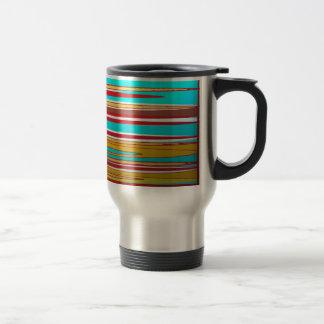 Künstlerische Fractual Kaffee-Reise-Tasse