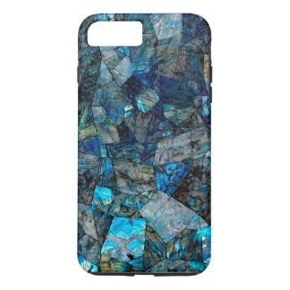 Künstlerische Labradorit abstrakte iPhone 7 iPhone 8 Plus/7 Plus Hülle