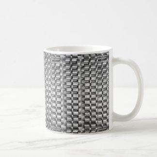 Künstlerische Tassen - Kettenmuster