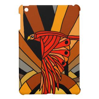 Künstlerischer Falke im Flug-Kunst-Deko iPad Mini Schale