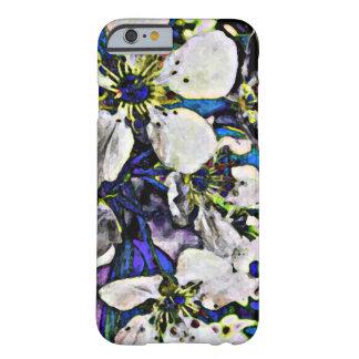 Künstlerischer fantastischer Blumendesigner iPhone Barely There iPhone 6 Hülle