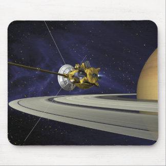 Künstlerkonzept von Cassini Mauspads