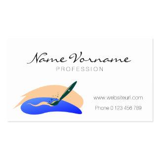 Kunstmaler Visitenkarten