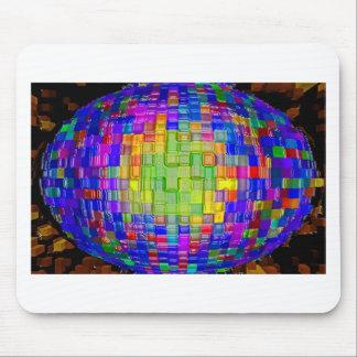 Kunstmalereiplakat kardiert T-Shirts Drucke Mousepad