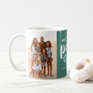 Kunstvolle FriedensFoto-Feiertags-Tasse Kaffeetasse