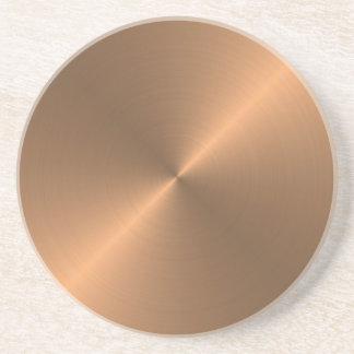 Kupfer Bierdeckel