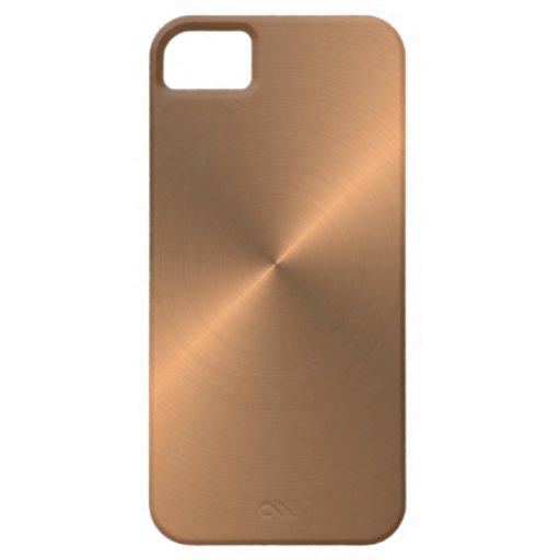 Kupfer Schutzhülle Fürs iPhone 5