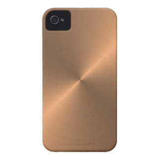Kupfer iPhone 4 Case-Mate Hülle