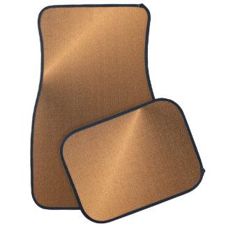Kupferne Glanz-LKW-und Auto-Matten Autofußmatte