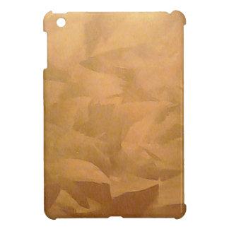 Kupferne metallische Imitat-Ende iPad Mini Hülle