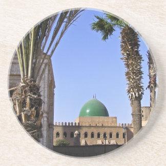 Kuppel der Sultan-Ali-Moschee in Kairo Getränkeuntersetzer