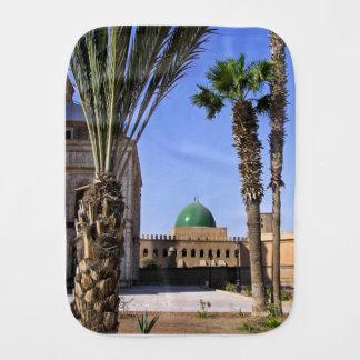 Kuppel der Sultan-Ali-Moschee in Kairo Spucktuch