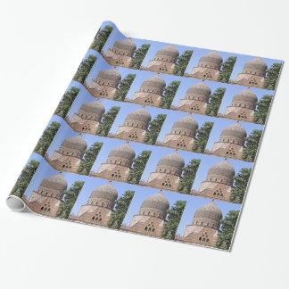 Kuppel einer Moschee in Kairo Geschenkpapier
