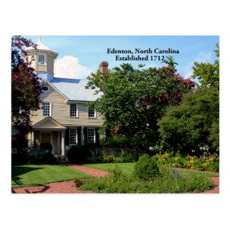 Kuppel-Haus-Postkarte Postkarte