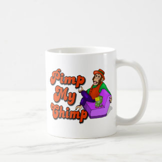 Kuppeln mein Schimpanse Kaffeetasse