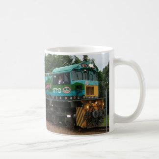 Kuranda Touristen-Eisenbahn Kaffeetasse