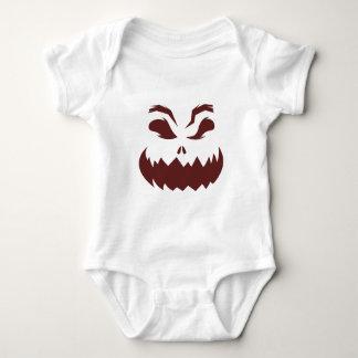 Kürbis Baby Strampler