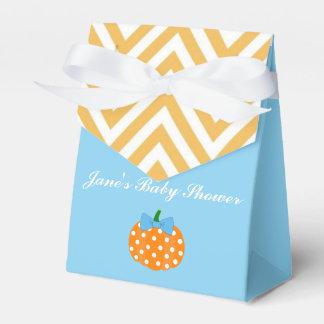 Kürbis-Flecken-themenorientierter Geschenkkartons